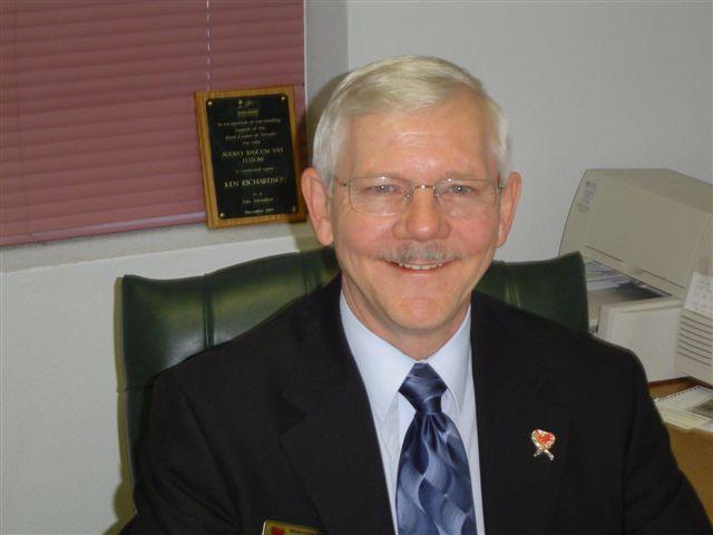 Ken Richardson MA, MBA | PresidentI