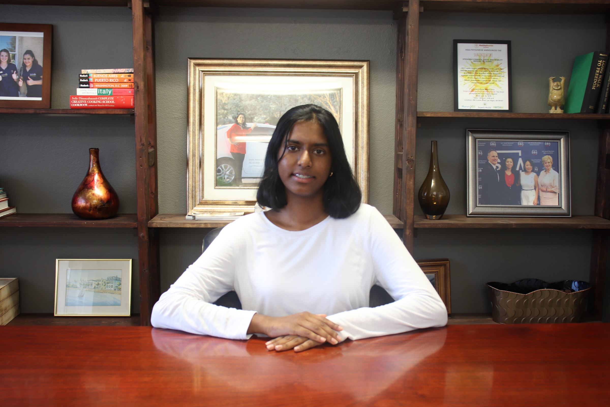 Dihini Perera </br>Secretary, HSF Youth Chapter